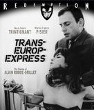 Trans-Europ-Express - Blu-Ray cover (xs thumbnail)