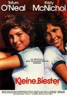Little Darlings - German Movie Poster (xs thumbnail)