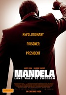 Mandela: Long Walk to Freedom - Australian Movie Poster (xs thumbnail)