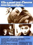 Elle a passé tant d'heures sous les sunlights... - French Movie Poster (xs thumbnail)