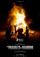 La paranza dei bambini - Italian Movie Poster (xs thumbnail)