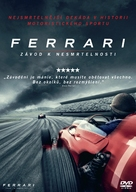 Ferrari: Race to Immortality - Czech Movie Poster (xs thumbnail)