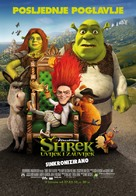 Shrek Forever After - Croatian Movie Poster (xs thumbnail)