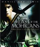 The Last of the Mohicans - Blu-Ray cover (xs thumbnail)