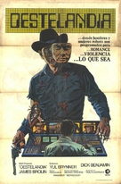 Westworld - Argentinian Movie Poster (xs thumbnail)