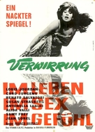 Il disordine - German Movie Poster (xs thumbnail)
