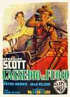 Riding Shotgun - Italian Movie Poster (xs thumbnail)