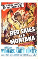 Red Skies of Montana - Movie Poster (xs thumbnail)