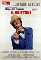 Ettore lo fusto - Italian Movie Poster (xs thumbnail)