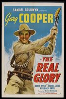 The Real Glory - Movie Poster (xs thumbnail)