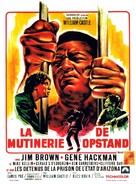 Riot - Belgian Movie Poster (xs thumbnail)