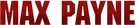 Max Payne - Logo (xs thumbnail)