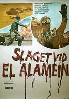 Battaglia di El Alamein, La - Swedish Movie Poster (xs thumbnail)