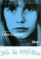 Jag är nyfiken - en film i blått - DVD cover (xs thumbnail)