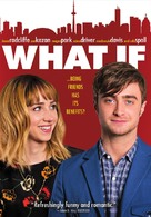 What If - DVD movie cover (xs thumbnail)