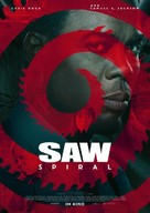 Spiral: From the Book of Saw - German Movie Poster (xs thumbnail)