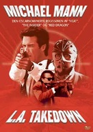 L.A. Takedown - Norwegian DVD movie cover (xs thumbnail)