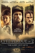The Lost City of Z - Swiss Movie Cover (xs thumbnail)
