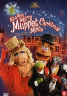 It's a Very Merry Muppet Christmas Movie - Dutch DVD cover (xs thumbnail)