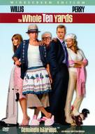 The Whole Ten Yards - DVD movie cover (xs thumbnail)