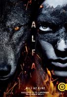Alpha - Hungarian Movie Poster (xs thumbnail)