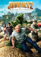 Journey 2: The Mysterious Island - DVD movie cover (xs thumbnail)