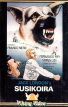 Zanna Bianca - VHS movie cover (xs thumbnail)