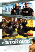The Other Guys - Brazilian Movie Poster (xs thumbnail)