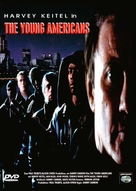 The Young Americans - German Movie Cover (xs thumbnail)