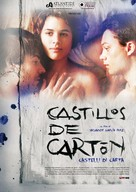 Castillos de cartón - Italian Movie Poster (xs thumbnail)