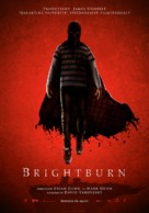 Brightburn - Estonian Movie Poster (xs thumbnail)