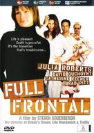 Full Frontal - Swedish DVD cover (xs thumbnail)