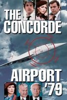 The Concorde: Airport '79 - VHS cover (xs thumbnail)