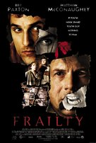 Frailty - Movie Poster (xs thumbnail)