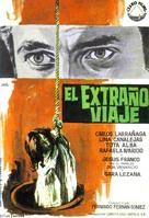 El extraño viaje - Spanish Movie Poster (xs thumbnail)