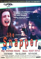 The Snapper - Swedish Movie Poster (xs thumbnail)