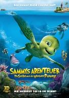 Sammy's avonturen: De geheime doorgang - German Movie Poster (xs thumbnail)