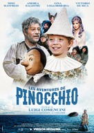 """Le avventure di Pinocchio"" - French Re-release movie poster (xs thumbnail)"