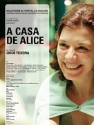 A Casa de Alice - Brazilian Movie Poster (xs thumbnail)