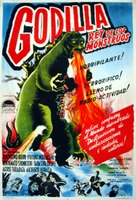 Gojira - Argentinian Movie Poster (xs thumbnail)
