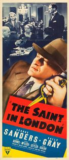 The Saint in London - Movie Poster (xs thumbnail)