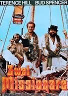 Porgi l'altra Guancia - German Movie Poster (xs thumbnail)