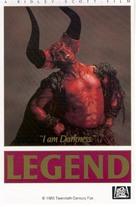 Legend - VHS cover (xs thumbnail)