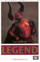 Legend - VHS movie cover (xs thumbnail)