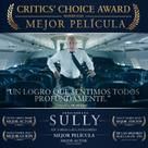Sully - Argentinian Movie Poster (xs thumbnail)