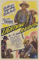 Lightning Raiders - Movie Poster (xs thumbnail)