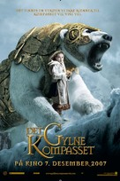 The Golden Compass - Norwegian Movie Poster (xs thumbnail)