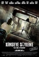 Ne le dis à personne - Turkish Movie Poster (xs thumbnail)