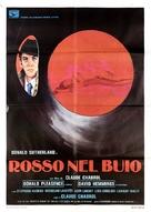 Les liens de sang - Italian Movie Poster (xs thumbnail)