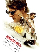 Mission: Impossible - Rogue Nation - Lithuanian Movie Poster (xs thumbnail)